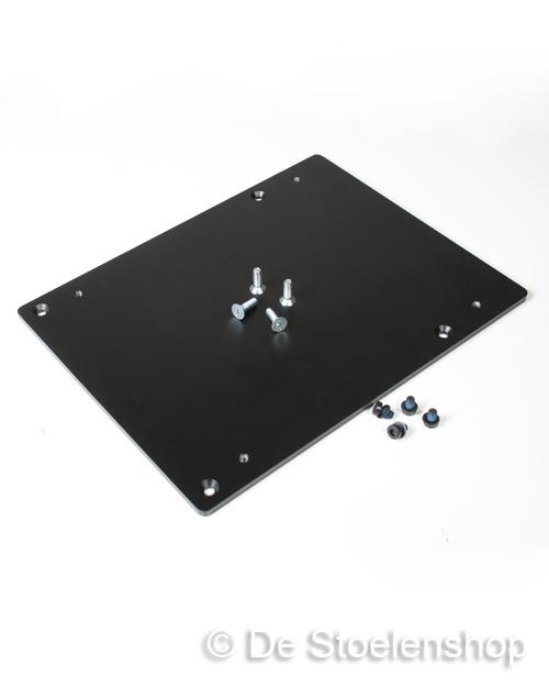 Montageplaat voor monteren stoel in John Deere 6000 Serie