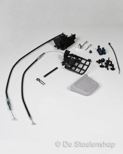 Bedieningshendel tbv Grammer MSG95A nieuw model zijbediening