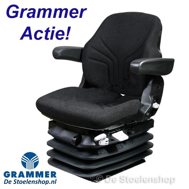 Grammer luchtgeveerde stoel Maximo L/G