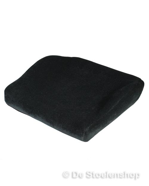 Zithoes / bekleding stof zwart tbv zitkussen BE-GE 7000-9000