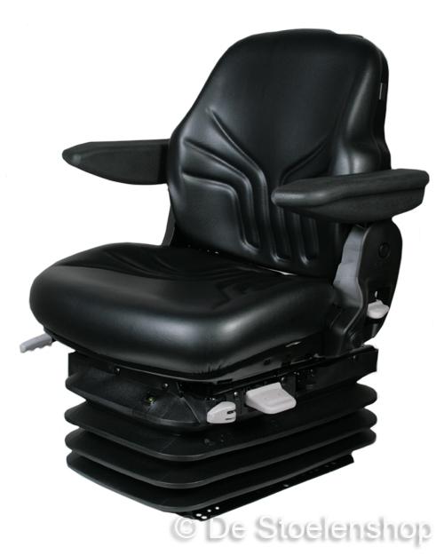 Grammer luchtgeveerde stoel Maximo L/G pvc, dik zitkussen