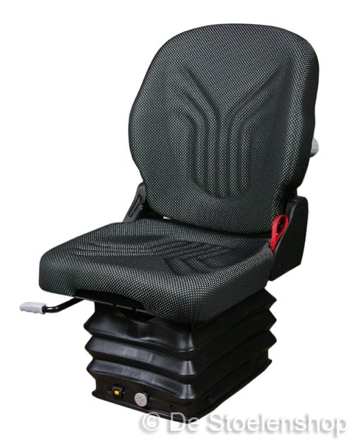 Grammer luchtgev. tractorstoel Compacto Comfort S stof AGRI