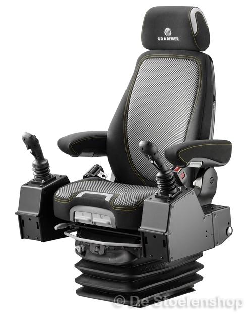 Grammer luchtgeveerde stoel Actimo Evolution MSG95EL/722 B