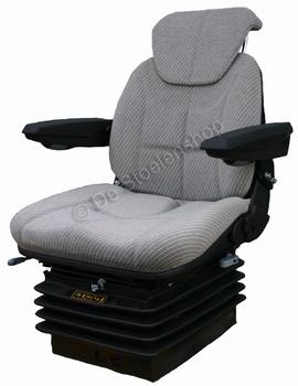 Cobo Maxi-M98 luchtgeveerde trekkerstoel met armleuningen