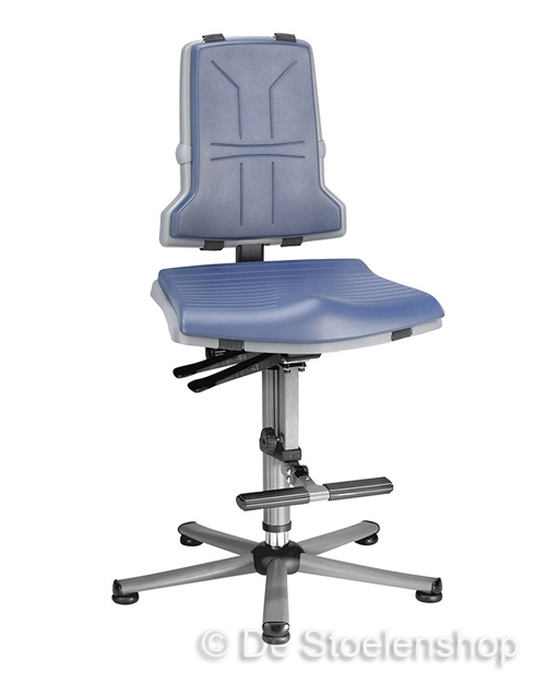 Werkplaatsstoel Bimos Sintec 3 synchroontechniek