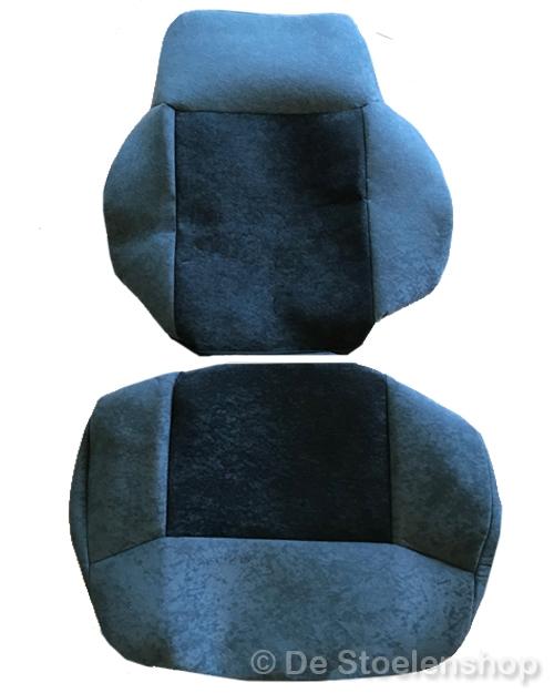 Pasvormhoes 2-delig tbv zit- en rugkussen KAB T9 stof