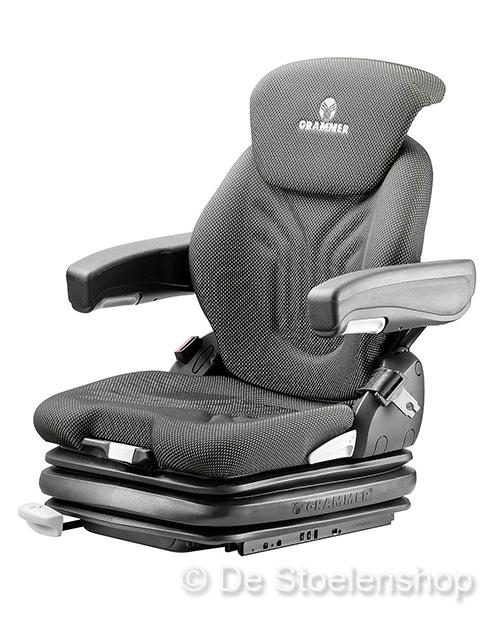 Grammer Primo Professional M luchtgeveerde stoel 12 Volt
