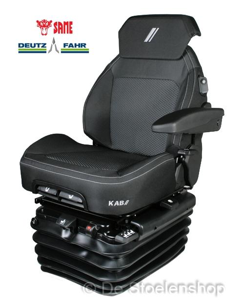 KAB luchtgeveerde tractorstoel SCIOX Super 86/K6 - DEUTZ