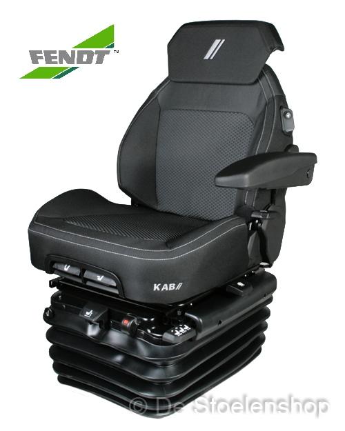 KAB luchtgeveerde tractorstoel SCIOX SUPER - FENDT