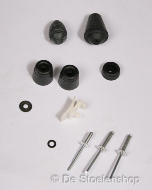 Set aanslag-rubbers t.b.v. Grammer MSG12 en MSG20.