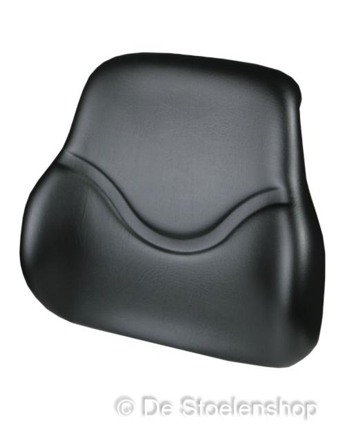 Rugkussen t.b.v. Cobo SC79 PVC zwart