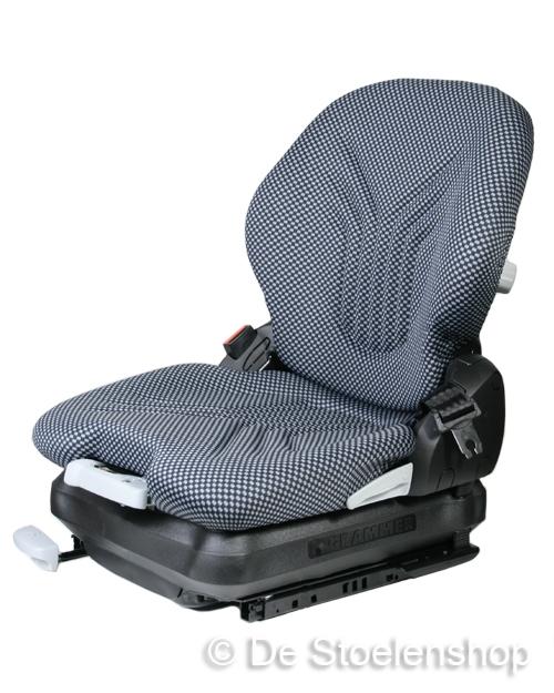 Mechanisch geveerde stoel Grammer Primo XM MSG65/521 stof bz
