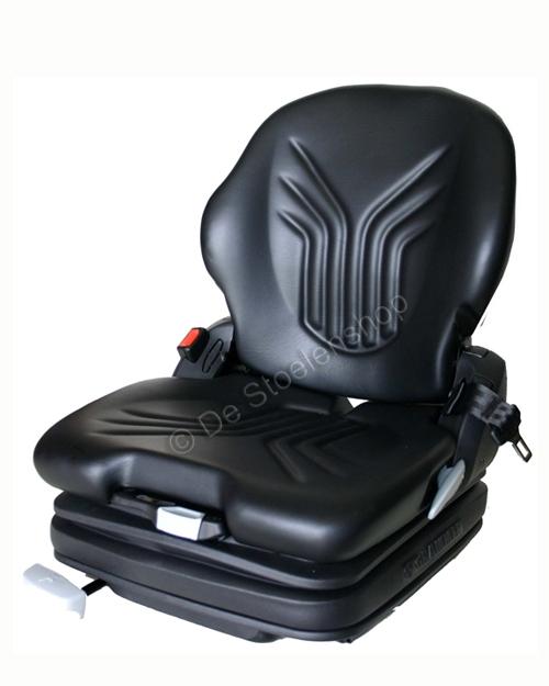 Grammer Primo L luchtgeveerde stoel 12 Volt PVC