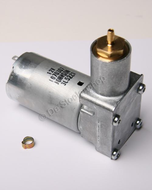 Originele Grammer compressor 12 Volt, incl. 6 mm. slangklem