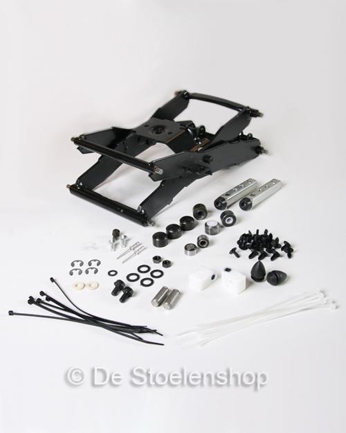 Schaarstuk compleet met rollen en lagers tbv Grammer MSG95