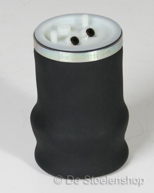 Luchtbalg voor KAB 85 veersysteem met 2x4 mm. aansluiting