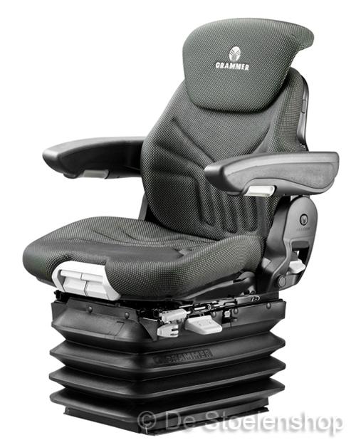Grammer luchtgeveerde trekkerstoel Maximo Comfort Plus AGRI