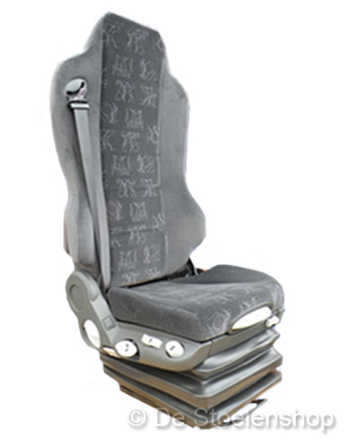 Bijrijdersstoel luchtgev.Grammer Kingman basic MB ACTROS