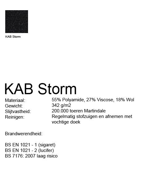 24 Uursstoel KAB Director