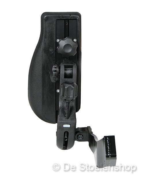 Armleuning rechts Frameco Ergo 310 tbv KAB 600 / K-Serie