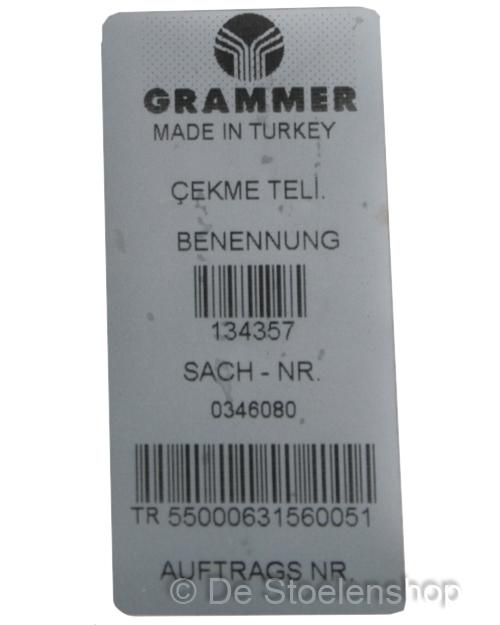 Bedieningskabel regelbare schokdemper Grammer MSG90.3G RH