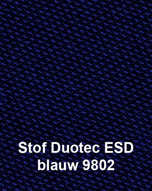 Bimos ESD Basic 2 met permanentcontact rugleuning