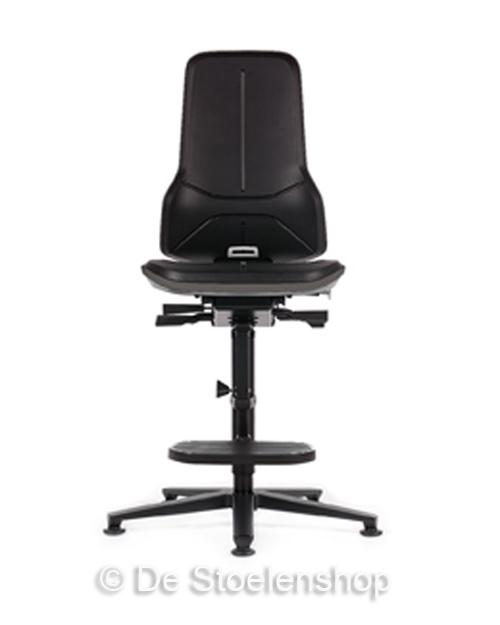 Bimos Neon 3 stoelbasis permanentcontact zonder bekleding