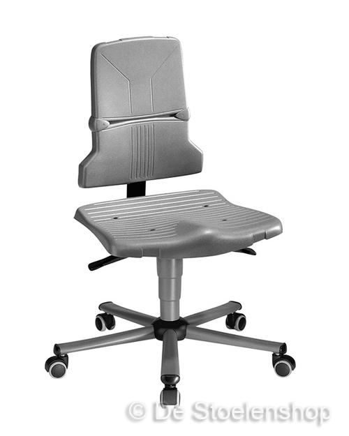 Bimos Sintec 2 stoelbasis permanentcontact zonder bekleding
