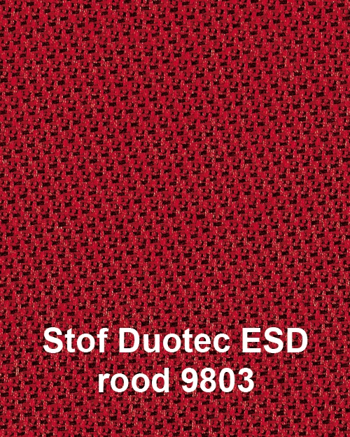 ESD werkplaatsstoel ESD Unitec 2 met wielen