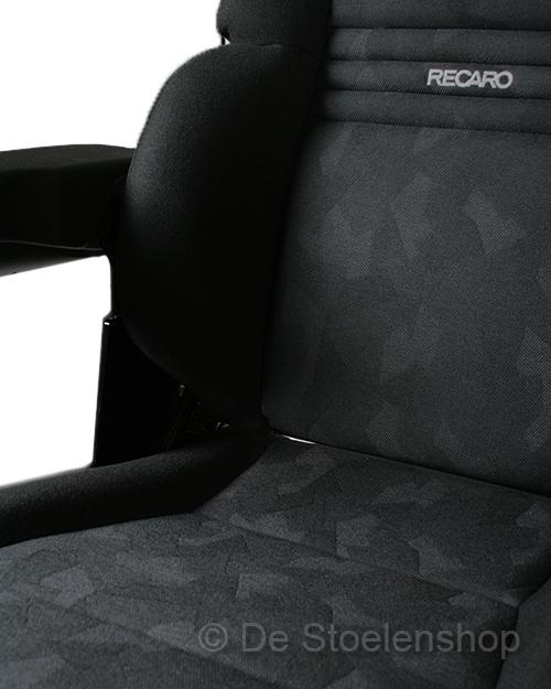 Grammer / Recaro Expert M  MSG97 met vlakke rug 24 Volt