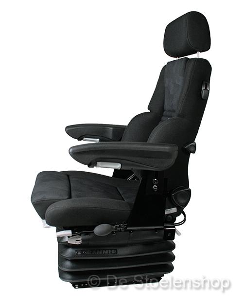 Grammer / Recaro Expert M MSG95 met vlakke rug 12 Volt