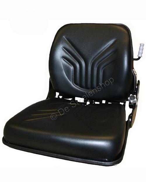 Grammer geveerde heftruckstoel B12 met stoelschakelaar PVC