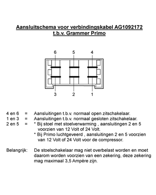 Grammer luchtgeveerde heftruck / bouwmachinestoel MSG75G/722