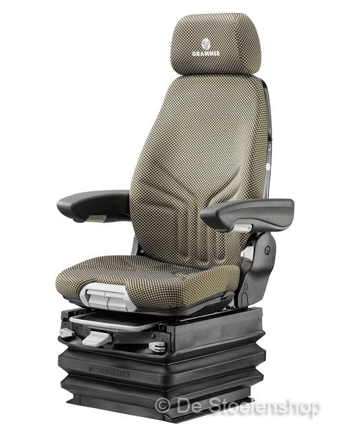 grammer luchtgeveerde stoel actimo xxl msg97al 722 12 volt