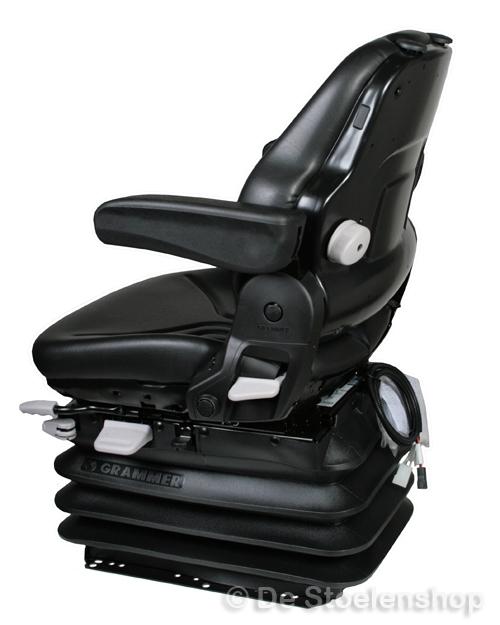Grammer luchtgeveerde stoel Maximo L/G PVC