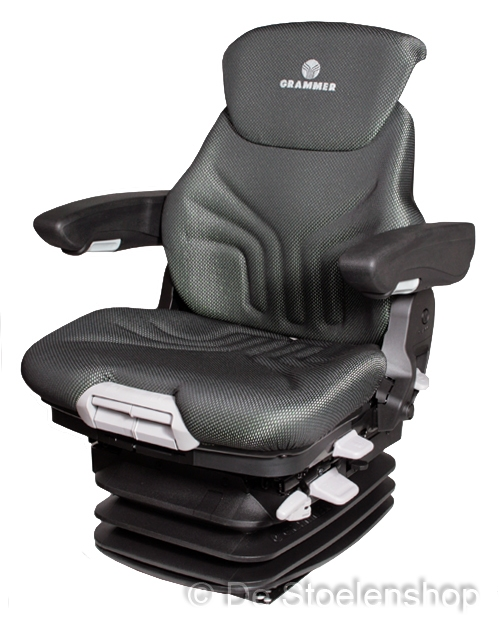 Grammer Maximo Comfort Plus AGRI met draaiplaat.