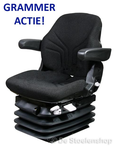 Grammer Maximo L/G luchtgeveerde stoel ACTIE