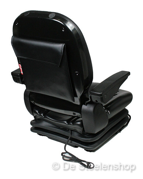 Heftruckstoel US MGV55A PVC met stoelschakelaar