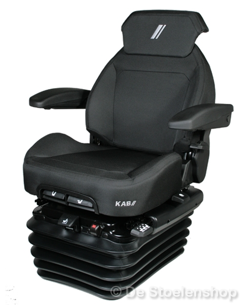 KAB luchtgeveerde stoel SCIOX Comfort 86/K6 AR 12 Volt