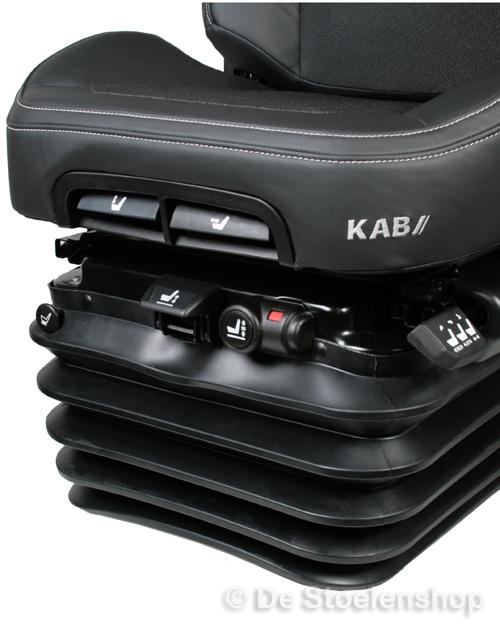 KAB luchtgeveerde tractorstoel SCIOX PREMIUM 86/K6.