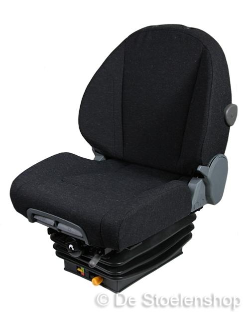 KAB11/K6 mechanisch geveerde trekkerstoel, stof Storm
