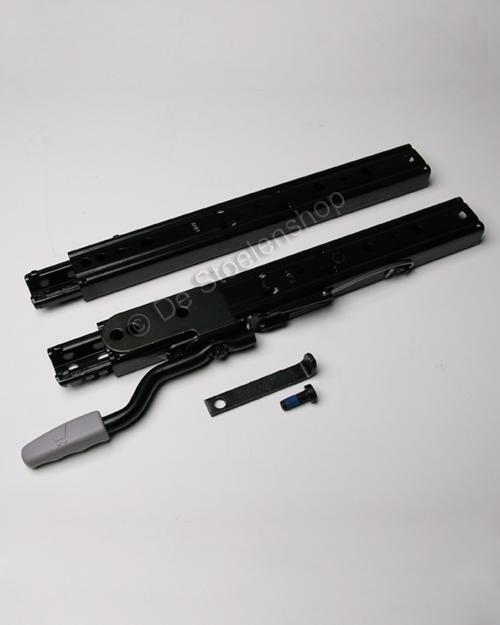 Langsverstellingsset 210 mm. linksbediend