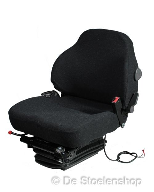 Mechanisch geveerde stoel, origineel KAB  XL2/E6 STOF