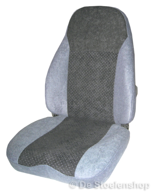 Pasvorm overtrekhoes tbv zit- en rugkussen KAB T7 CAT