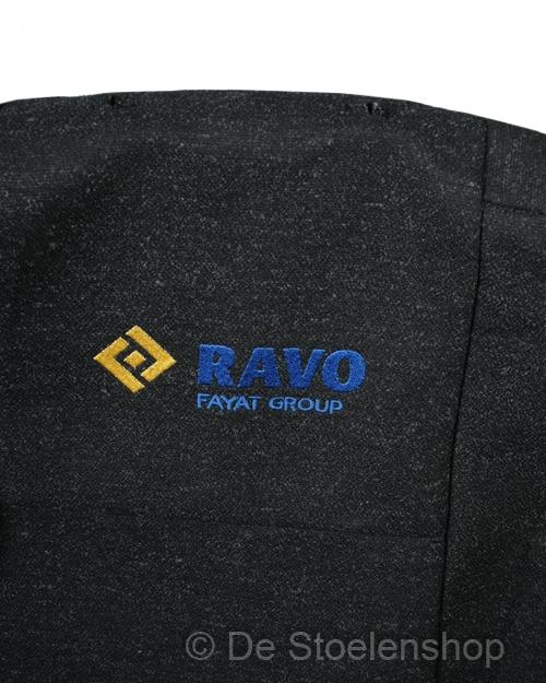 Rughoes origineel KAB tbv KAB T4 Stof Storm met RAVO logo