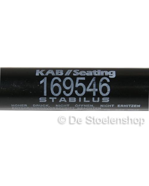 Schokdemper 100 mm. (169546) tbv KAB veersysteem