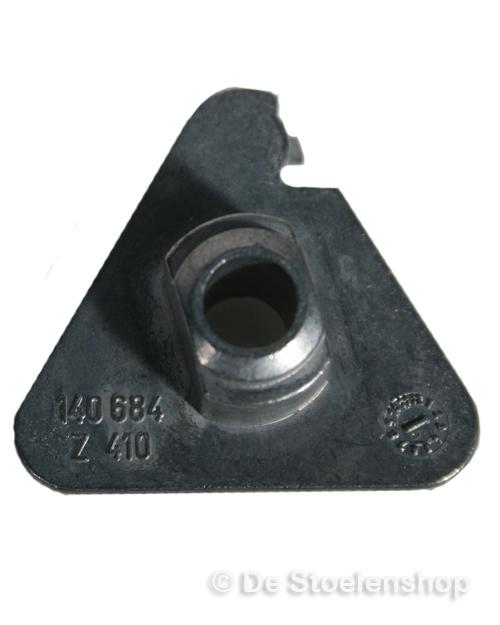 Veerhouder / driehoekas tbv rugleuning Grammer Actimo 722