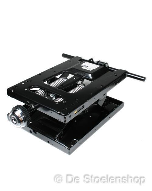 Veersysteem mechanisch geveerd KAB 52