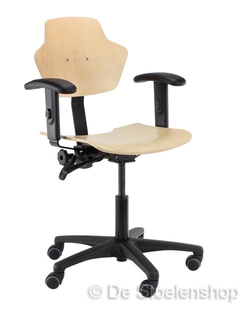 Werkplaatsstoel / werkstoel Score Spirit 1500