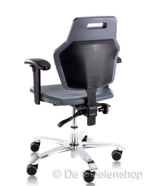 Werkplaatsstoel Score At Work 4400, robuuste werkstoel